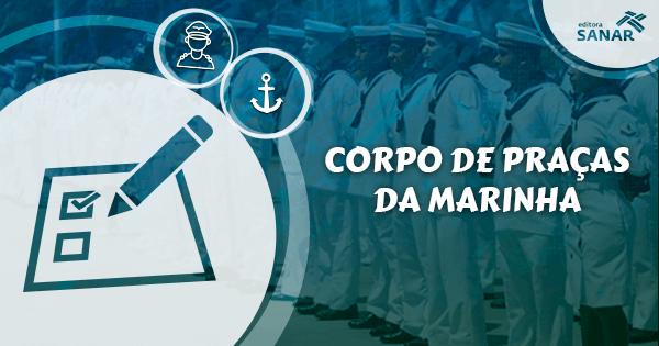 Concurso Corpo de Praças da Marinha: vagas para Enfermagem