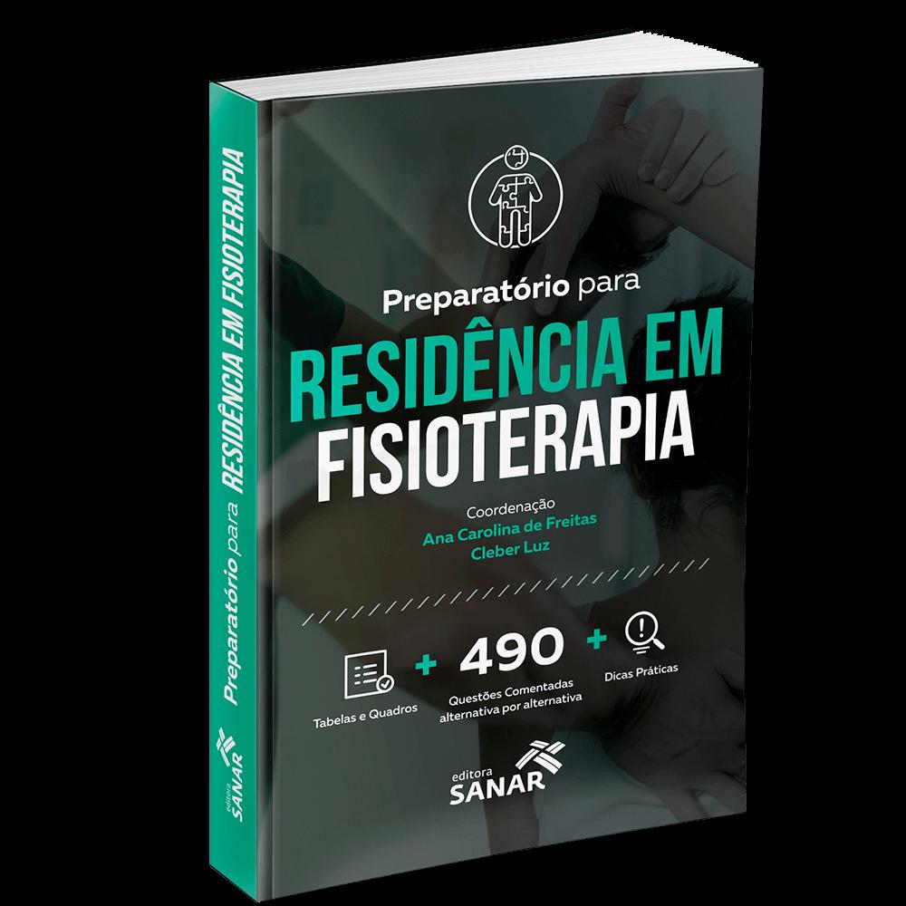 Livro de Fisioterapia Preparatório para Residência..